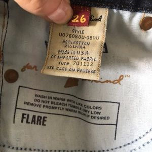 Sevens Flare jeans